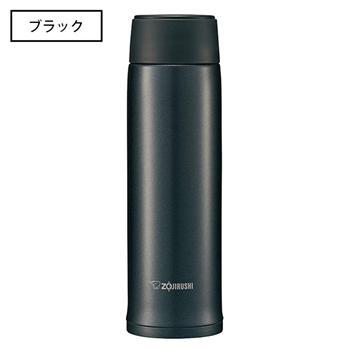 【象印】<br>ワンタッチタイプ<br>ステンレスマグボトル<br>480ml ブラック